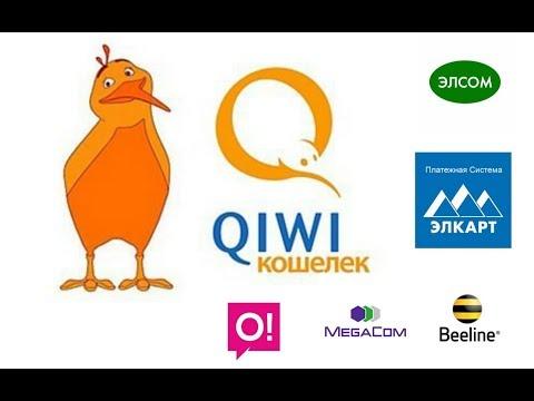 Вывод средств с QIWI  кошелька в Кыргызстане
