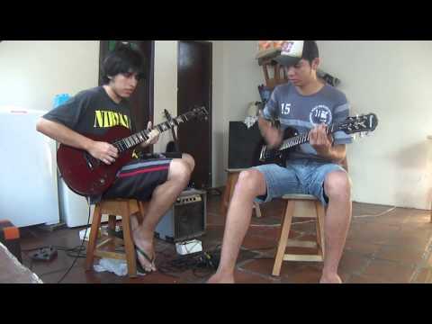 Guitar Battle - Roger e Wellington