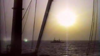 """Через три Океана (Док. фильм, морякам Севастопольского """"Югрыбтранссбыта"""") ВС """"Одиссей"""" 1993 г"""