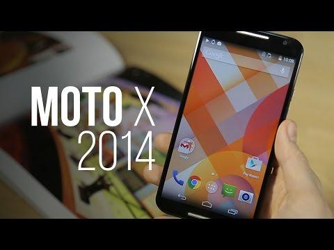 Motorola Moto X 2014 (2nd gen.): обзор
