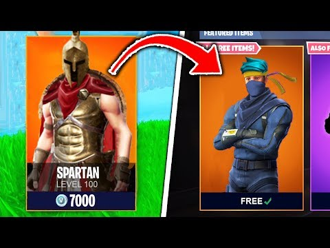 Top 5 Best Fortnite Skins THAT COULD BE COMING SOON!