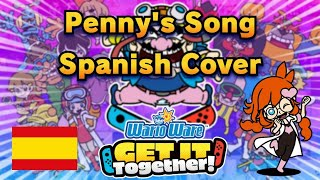 Penny's Song - SPANISH COVER | WarioWare: Get It Together!
