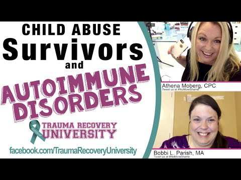 Autoimmune Diseases and Child Abuse