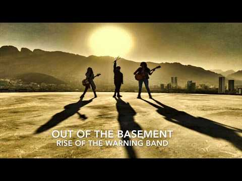 RISE of THE WARNING - Out of the Basement (fan-based production) Clips from 30 gigs 2012-2017