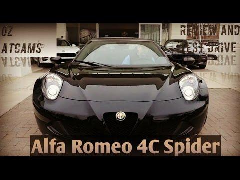 Alfa Romeo 4C - The unapologetic Italian machine
