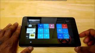 Dell Venue 8 Pro Deep-Dive inc. Civ 5, Word and Browsing Tests