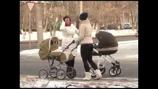 Добрые новости: Трудности с коляской