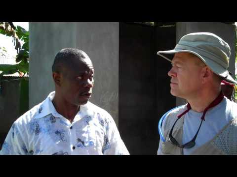 Mathone, Haiti Water is Life