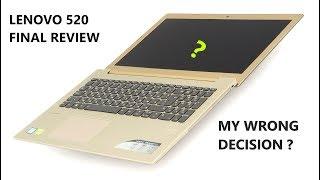 lenovo 520 final review