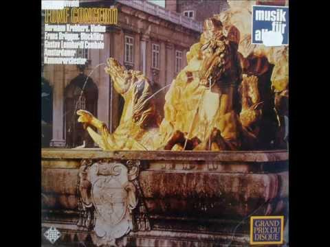 Vivaldi: 5 Concertos (Brüggen/Krebbers/Leonhardt e.t.c. - Amsterdam Chamber Orchestra - 1963)
