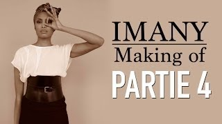 Imany - Making of album 4ème partie