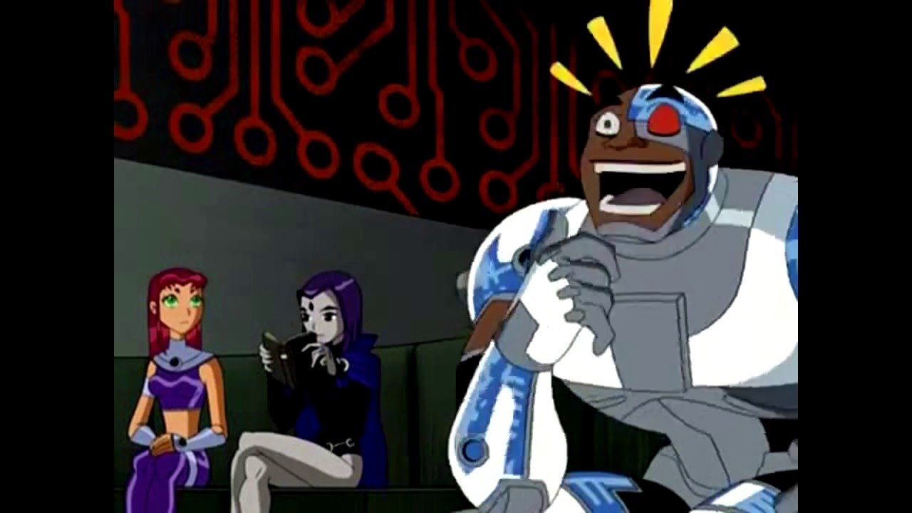 Download Teen Titans - funny moments (Season One)