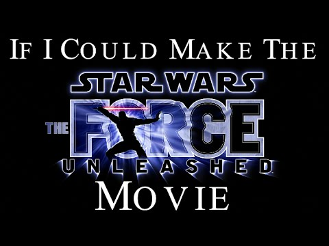 If I Could Make, Star Wars: The Force Unleashed Movie