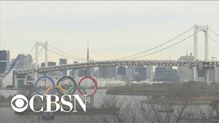 Tokyo Olympics face questions over coronavirus