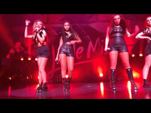 Little Mix - Stand Down - Tokyo - 18/8/2014 (front row)