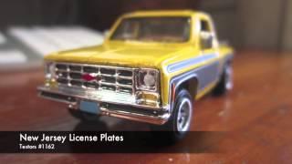 Hot Wheels Detail 1975 Chevy Pickup