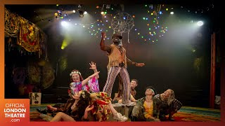 Stephen Schwartz's Pippin at the Charing Cross Theatre   West End Trailer