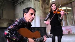 """Thierry Vaillot  Héloïse Lefebvre Elbasan Duo """"Rapszodia"""" (T.Vaillot)"""