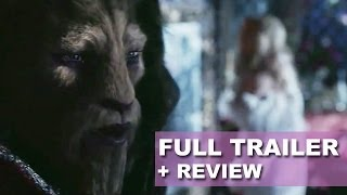 beauty and the beast 2014 french official trailer   trailer review hd plus