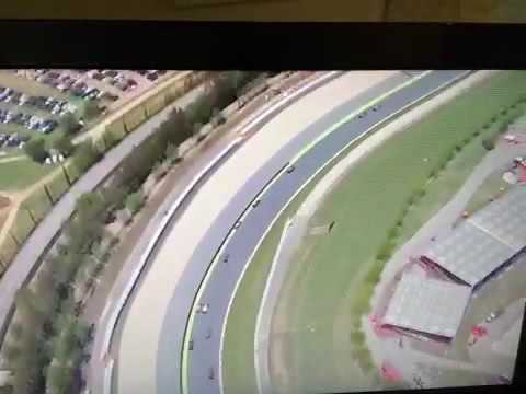 Hamilton Rosberg Crash! Spanish Grand Prix 15.5.16 Formula 1