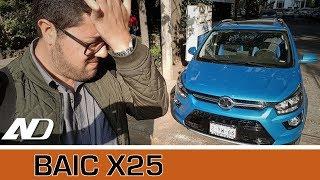 BAIC X25 - Me odiarán por este video pero alguien lo tiene que hacer