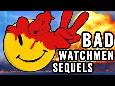 How to Ruin Watchmen