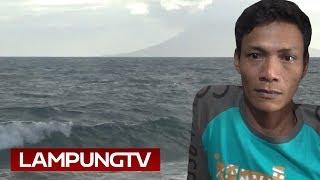Download Saksikan Air Laut Kering Disedot Krakatau saat Tsunami Mp3 and Videos