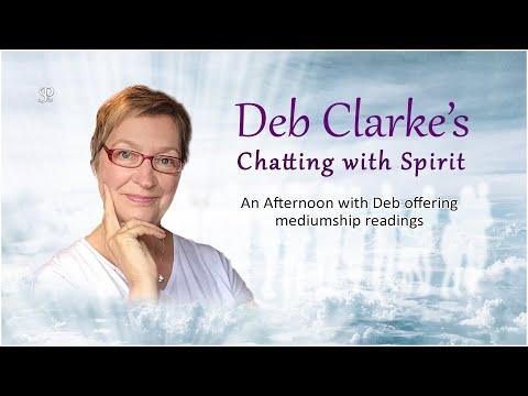 Live Mediumship Readings with Deb Clarke