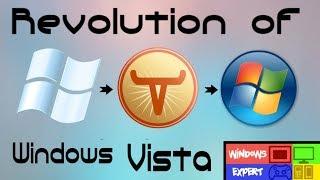 REVOLUTION OF WINDOWS VISTA (2001-2009)