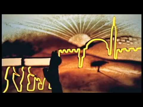 "Sand Art - ""Jerusalem Is Mine"" by Ilana Yahav and Dudu Fisher"