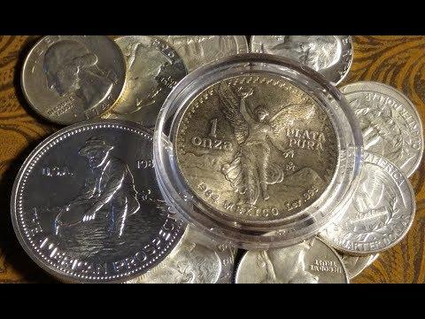 1984 Libertad / Onza / Prospector / Junk Silver