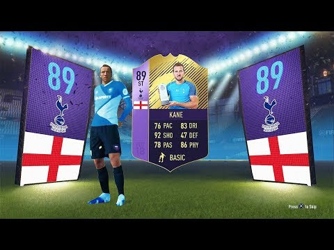 PLAYER OF THE MONTH KANE! - (SBC) FIFA 18 Ultimate Team