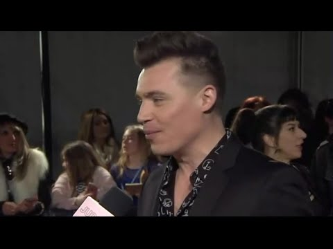 Shawn Hook on the Red Carpet at The 2018 JUNO Awards