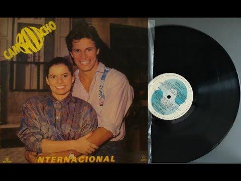 Cambalacho - Trilha Sonora Internacional - Vinil Completo - 1986 - Baú al