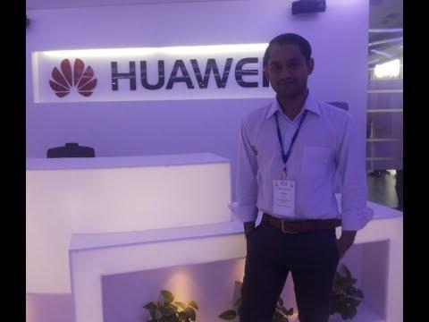 HUAWEI technology IOT lab at gulshan Dhaka