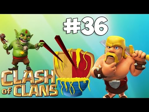 Clash Of Clans : BOB LEVEL THREE! - Ep. 36