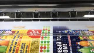 Широкоформатная печать баннера(, 2015-10-28T04:18:23.000Z)