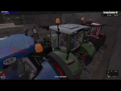 PS4 FARMING SIM 17 MULTIPLAYER JOIN US IN SILENT SCOTTY'S GAMING WORLD 🌎