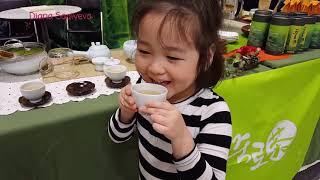 А вы видели КОРЕЙСКИЙ САМОВАР? Выставка чая в Кванджу