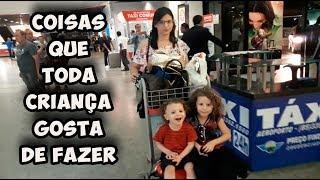 COISAS QUE TODA CRIANÇA GOSTA DE FAZER 05 DANY E CADU