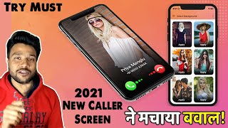 New Latest App Full Screen , Spam-Blocking Dialer and Video Caller ID| Must Try screenshot 2