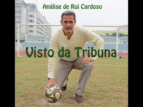 Tribuna de Macau TV - Análise de Rui Cardoso (03-03-2015)