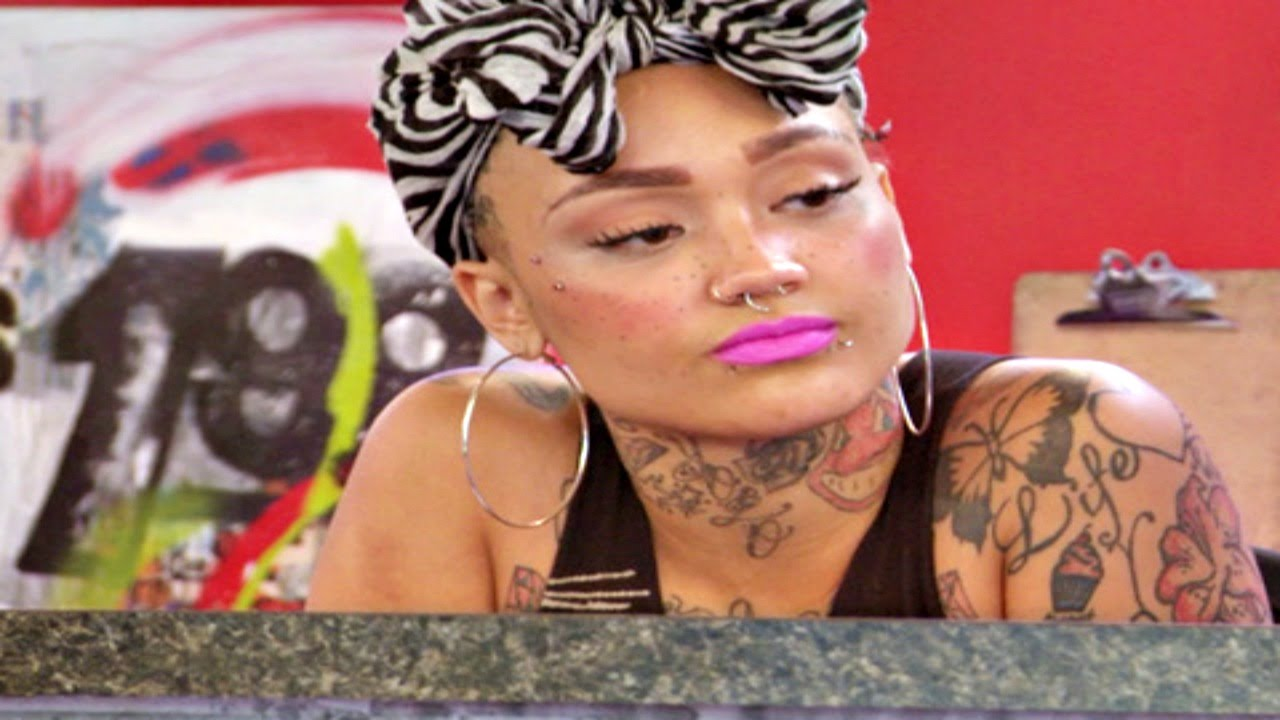 Black ink tattoos for girls - Samores Black Ink Crew S3 Ep 7 No Leg To Stand On Blackinkcrew Review Recap Youtube