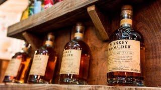 видео Плечо обезьяны или шотландский виски Monkey Shoulder (Манки Шоудер)