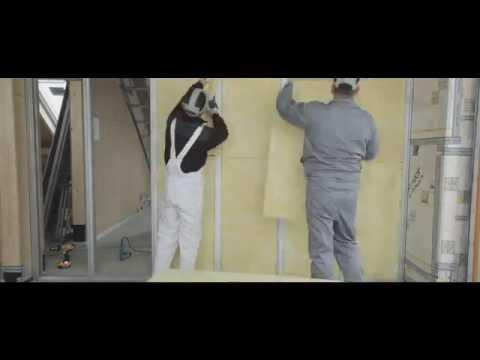 Film Instruktazowy Sciana Dzialowa Youtube