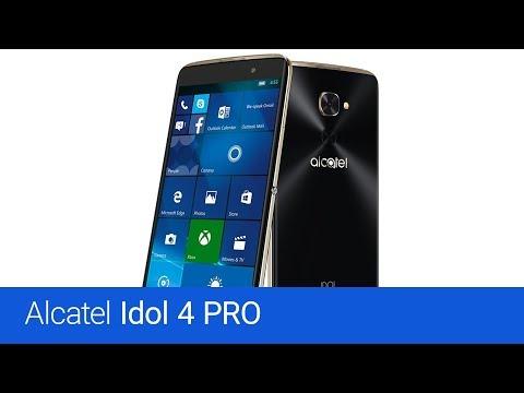 Alcatel Idol 4 PRO (recenze) - YouTube