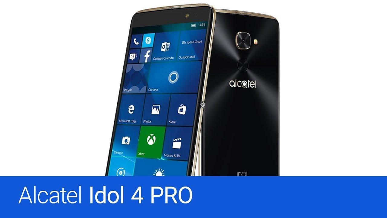 Разборка и замена дисплея Alcatel IDOL 4 OT6055 \ replacement lcd .