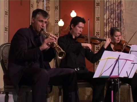 Daniel Schnyder, Chamber Soloists Lucerne: Shajara