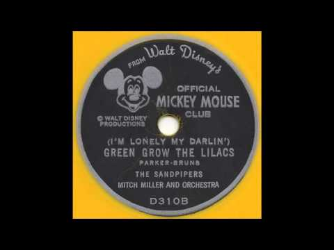 The Sandpipers - Green Grow the Lilacs (I'm Lonely My Darlin')