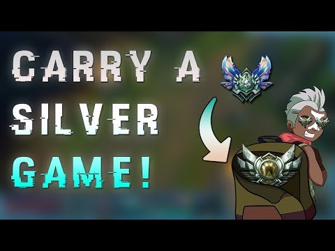 Maxske's Ekko | CARRY A SILVER GAME!